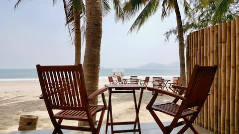 Lucky Spot Beach Bungalow - Happy View #3
