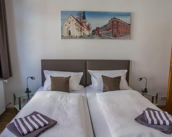 Doppelzimmer in Albersloh