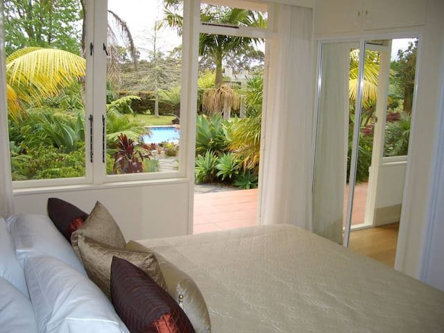 Nikau Room 88 Lodge