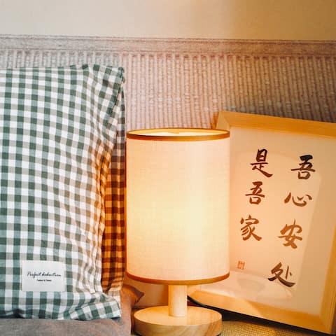 【牧の屋】100寸家庭影院/超舒适懒人沙发/精致日式榻榻米床/近玉溪师院/红塔山