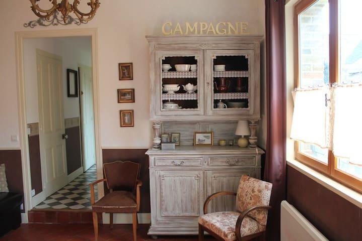 Grande maison à 10 minutes d'Amiens - Guignemicourt