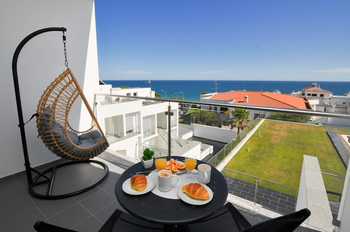 Villa Inatel Praia OCV - 50m from the Beach