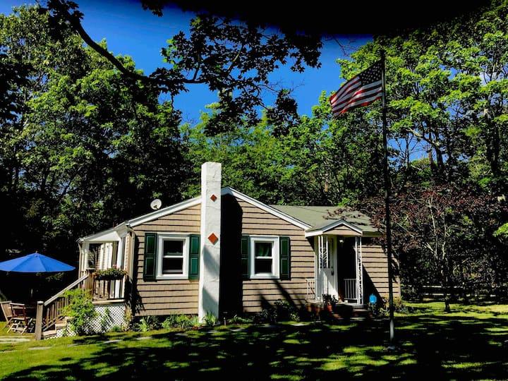 Hamptons cozy cottage