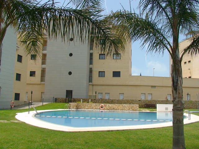 Mirador de Playetes 2 Bedrooms, sea view - 5 ppl