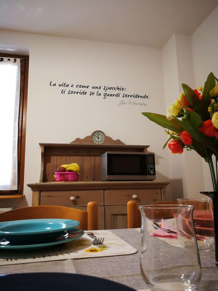 """CASA MARCONI """"Grandi spazi per grandi vacanze"""""""