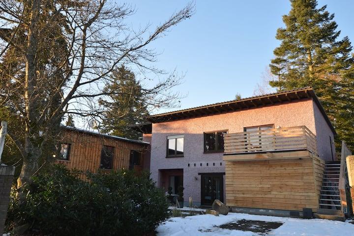 Cosy Apartment in Manderscheid with Balcony