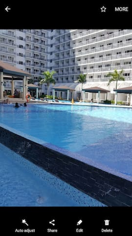 Shell res within Mall Of Asia Wow! - Pasay - Apartment