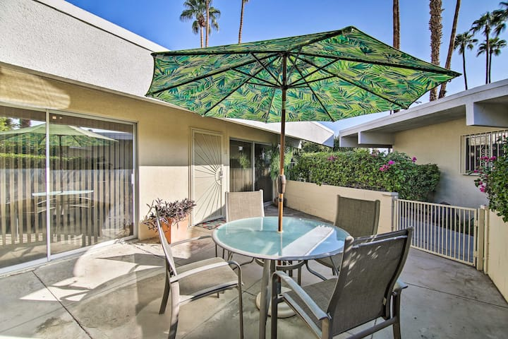 Condo w/ Outdoor Pool, 2Mi to Tahquitz Canyon