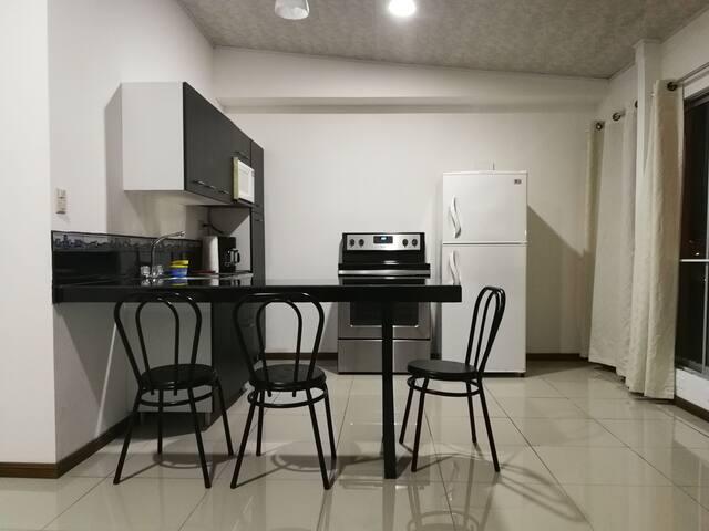 ¶Modern apartment at Edificio Areke