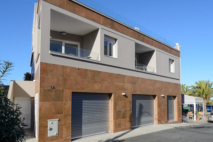 EL Guanche 1A, luxury apartament.