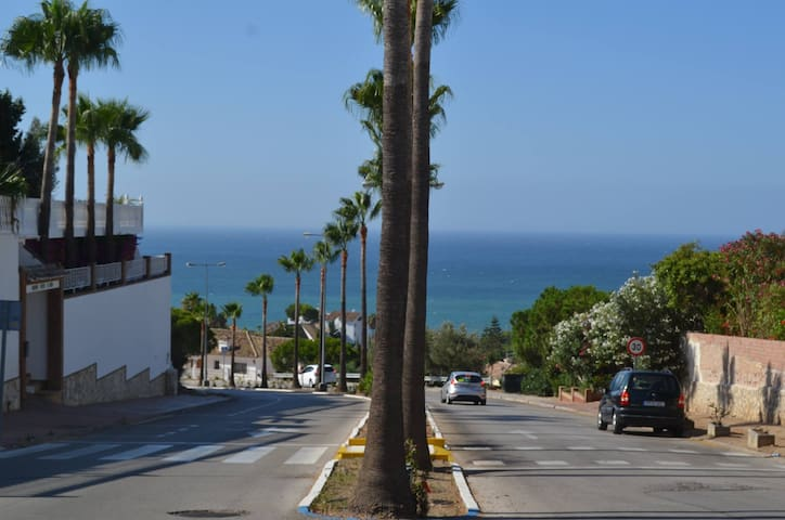 Bed & Breakfast,  Mar y Golf, Mijas Costa, Malaga