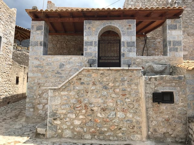 Maison traditionnelle Kitta est 1880