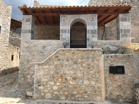 Maison de tour à Koita 1880 Πυργόσπιτο στην Κοίτα
