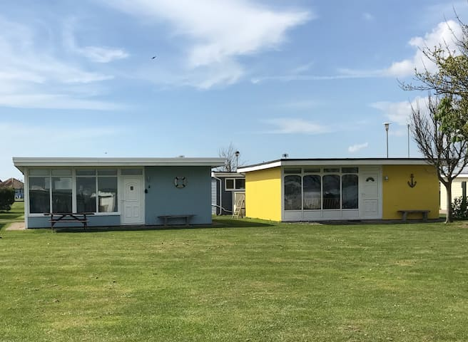 The Beach Huts - Camber Sands