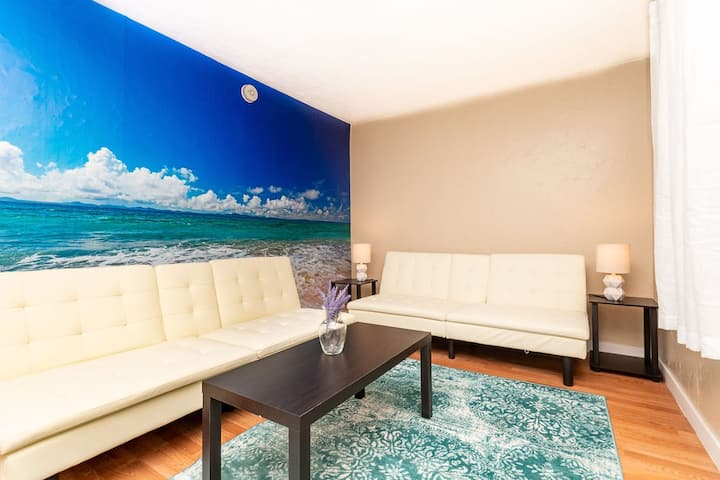 ❤️ Discount Budget Stay * 6-Min To Falls* 38th St