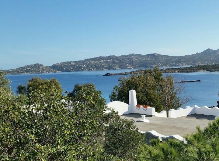Villa Olivia: appartamento a 10 metri dal mare