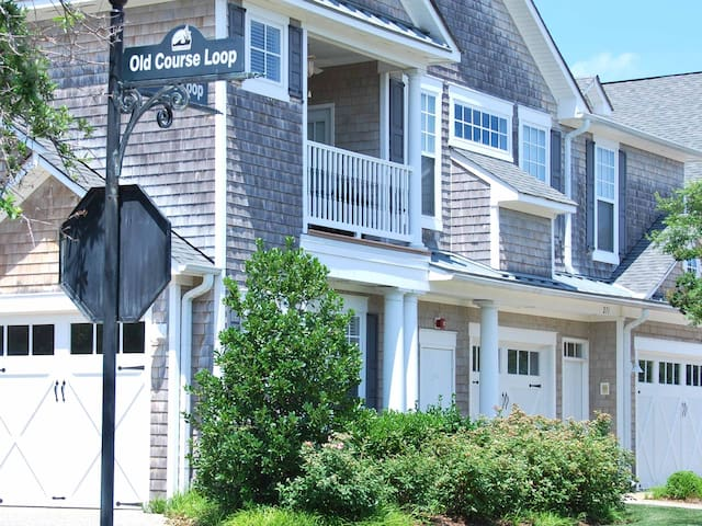 Bay-Beach-Golf - Cape Charles - Condominium