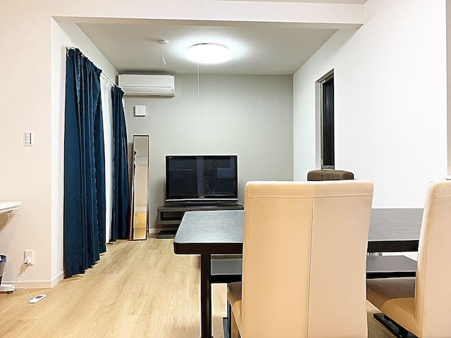 【New House ,near Disney Resort, free wifi】