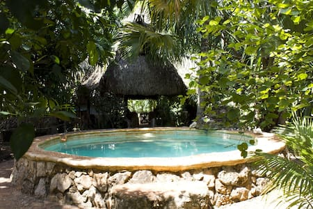 Real Mayan Experience Lovely Villa Nature Hideaway