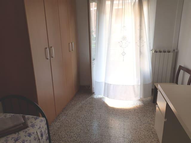 Venice center, single room with balcony