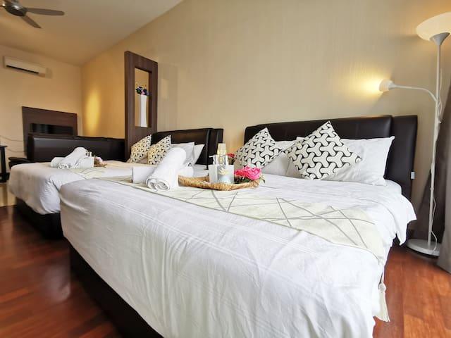 Perfect Executive Home@Melaka City Steps 2Jonker#3