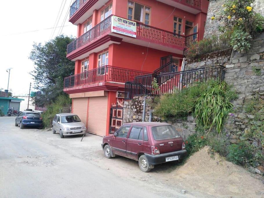 City View Shimla Home Stay