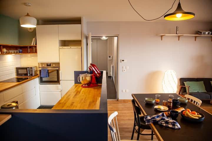 Euratechnologies - superbe appartement de 75m2