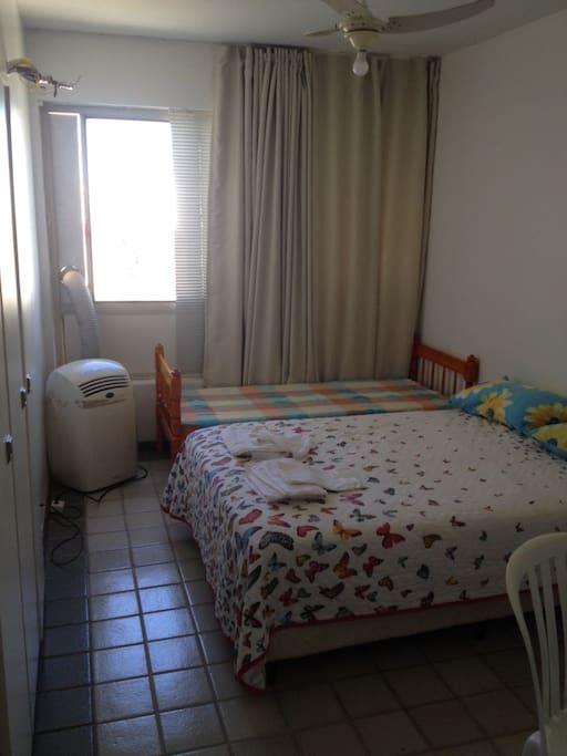 Suite configuração para família