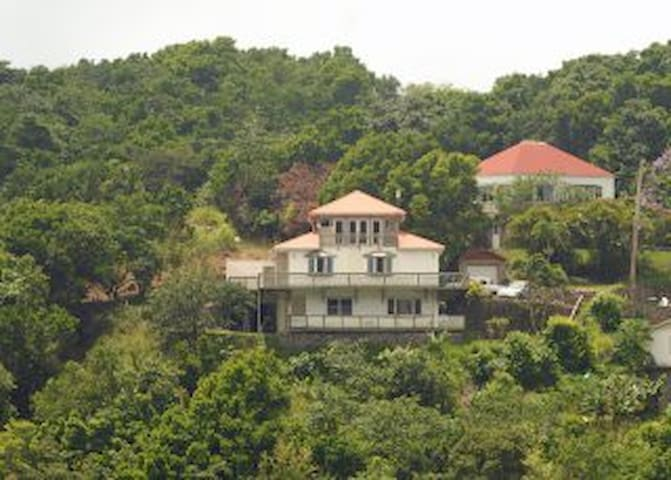 The View, Windwardside, SABA - Windward Side - Huis