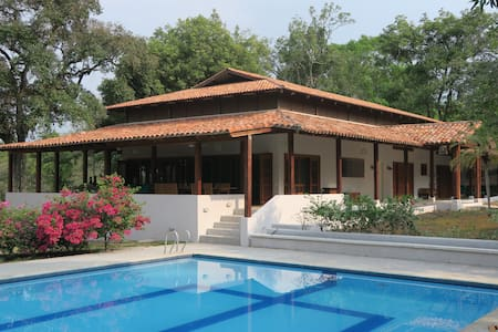 Hacienda Casa El Capote - Suarez