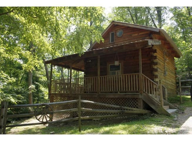 Chestnut-Ridge-Cabin - Stanton - Apartment