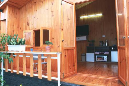 Wooden House Bao Loc