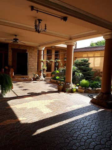 SUNNY HOUSE for guests of Dushanbe, Tajikistan