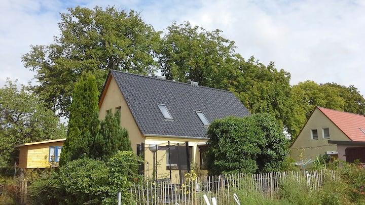 Haus am See /15min Rostock- Zentrum mit Rad