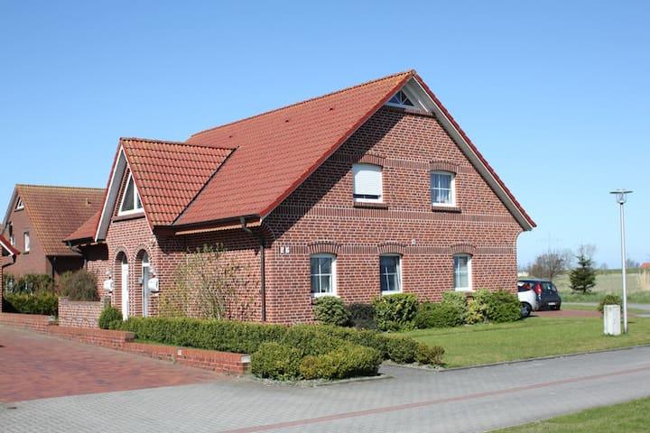 Ferienwohnung Holstein - Norden - Apartamento