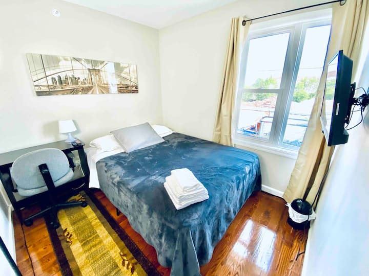 PerfectStay#8 NEAR NEWARK AIRPORT/NYC/OUTLET MALL