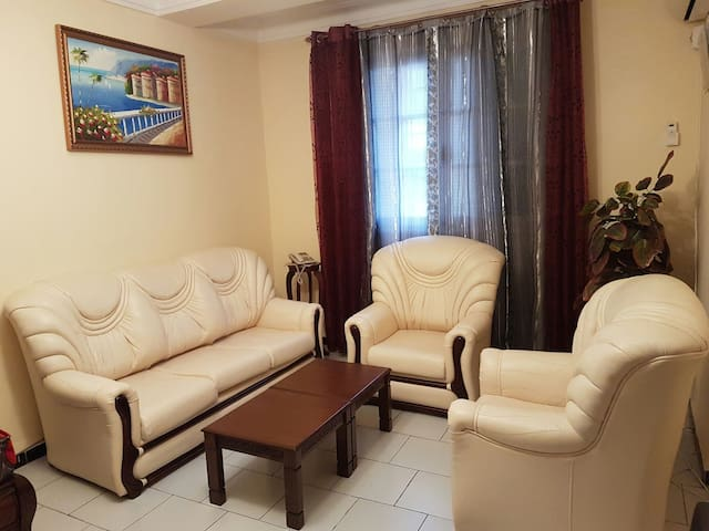 SEJOUR CAPTIVANT   **F3**   WIFI - Oran - Apartment