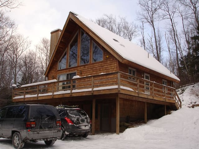 Vacation Chalet Near  Sunapee Lake and Ski Resort