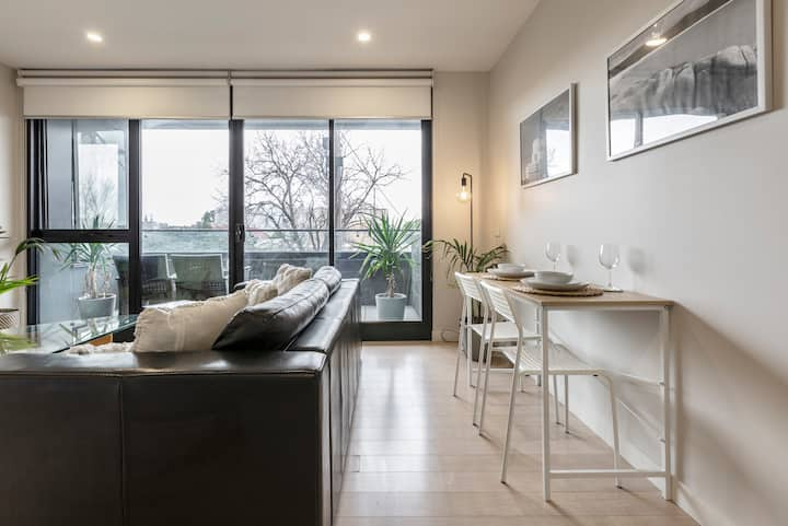 Find Contemporary Style w/ a Balcony in Brunswick