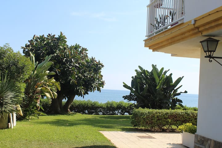 Lovely flat 15 meters from the sea