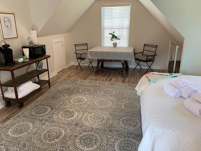 Your private studio apartment