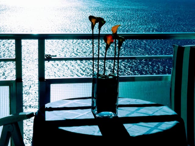 Vacaciones junto al mar