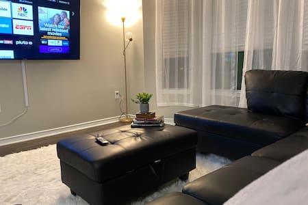 Beautiful cozy  2 bedroom apartment