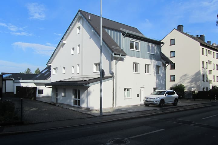 Central Apartment in the Rhine-Ruhr-area