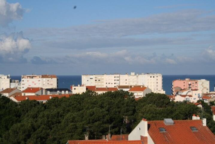 In a quiet area, close to the beach - Les Sables-d'Olonne - Wohnung
