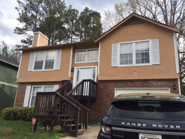Comfortable home close to city of Atlanta - Lithonia - Casa