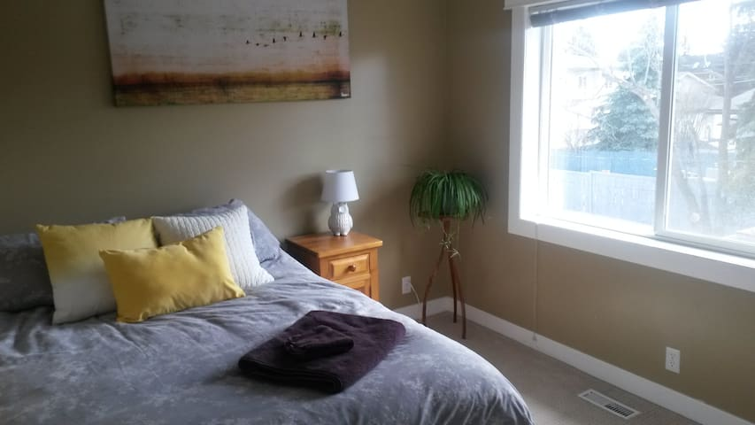 Room in Clean Bowness Home