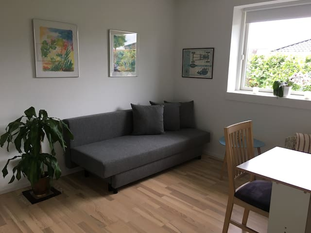 Two bedrooms with own bathroom and kitchenette