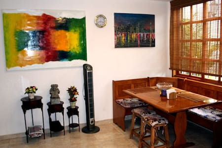 Lovely and Cozy Apartment near downtown. - Mexico City - Hus