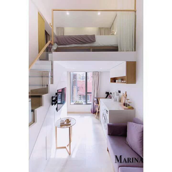 Marina三里屯院子-胭脂风